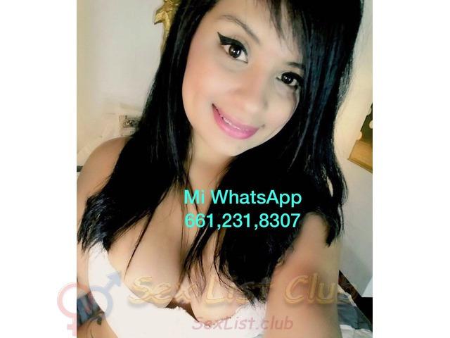 Mi WhatsApp 661 231 8307 sexo sin restricciones bebe