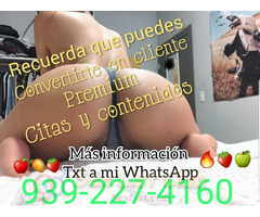 Citas y contenido exclusivo hoy papi WhatsApp 939 2274160