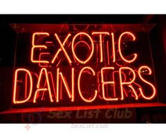 Viaje pagado, Trabajo para bailarinas exoticas en club nocturno en Florida