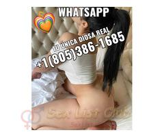 Ya llegué estoy de regreso para cumplir tus fantasías papi WhatsApp 18053861685
