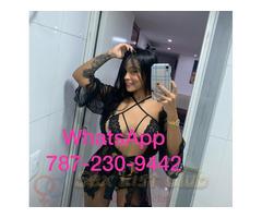 Mi whatsapp 787 230 9442 SOY UNA  BEBE APRETADITA Y JOVEN DISPONIBLE